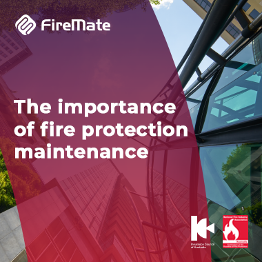 Fire Protection is essential